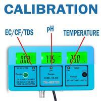 0,1 PH Высокая точность автоматическая калибровка цифровой Портативный pH/ОВП/Temp метр 0,00 14.00PH анализа качества воды тестер