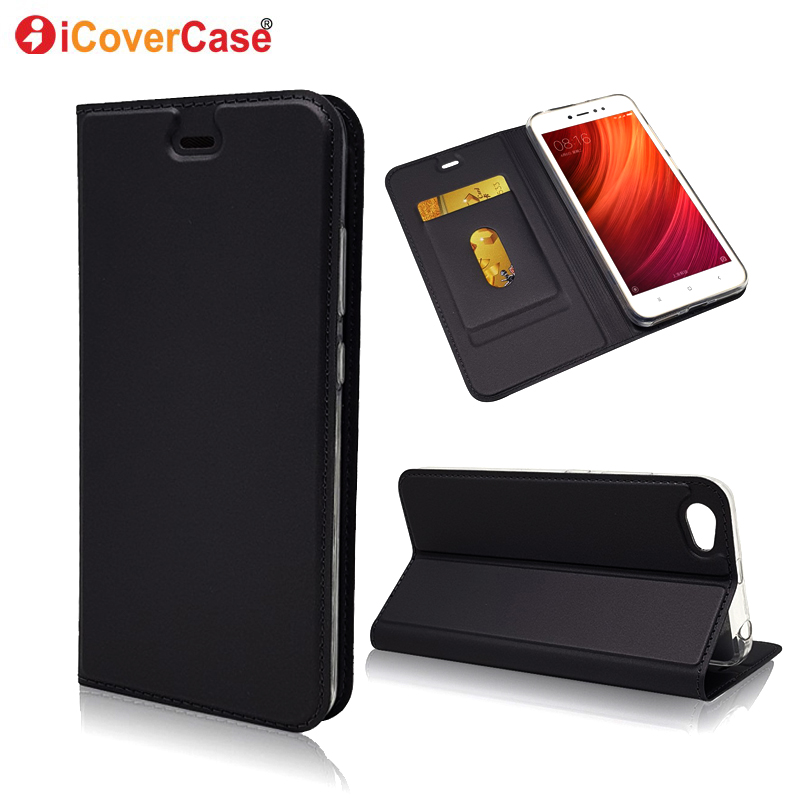 promo code 668f7 f1c07 US $4.68 30% OFF|For Xiaomi Redmi Note 6 pro Case Leather Flip Cover  magnetic Case Redmi 6 6A 4 4X 5 Plus 5A Note 5A 5 MI A1 A2 Lite Phone  Cases-in ...