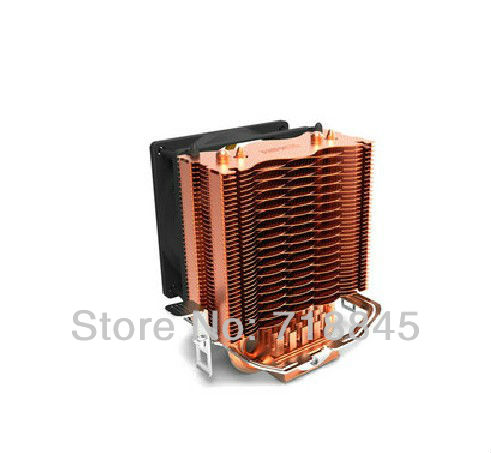 Ventilador de 8 cm. 2 tubos de calefacción, torre lateral, Intel - Componentes informáticos - foto 3