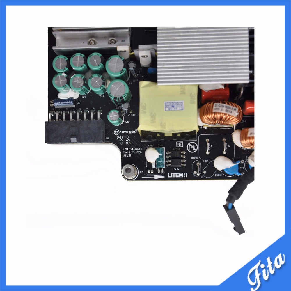 New Internal Power Supply Board 310W PA 2311 02A For IMac 27 A1312 2009 2011 614