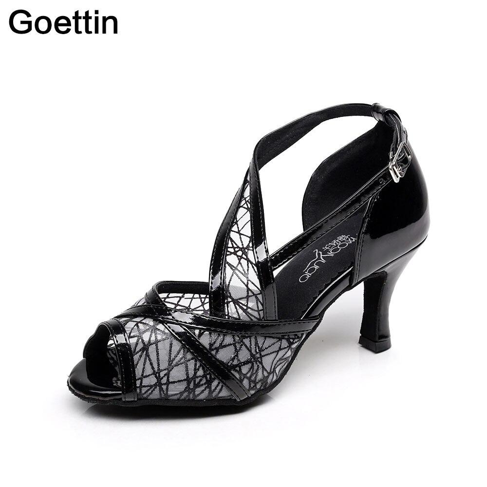 Ζεστό πωλώντας latin παπούτσια χορού - Πάνινα παπούτσια - Φωτογραφία 5