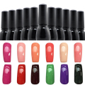HOT! 8ml 36 Colors Soak Off Gel Polish Nail Gel UV Lamp Needed Nail Art Beauty Tool