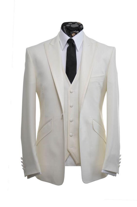 White Wedding Pant Suits For Bride