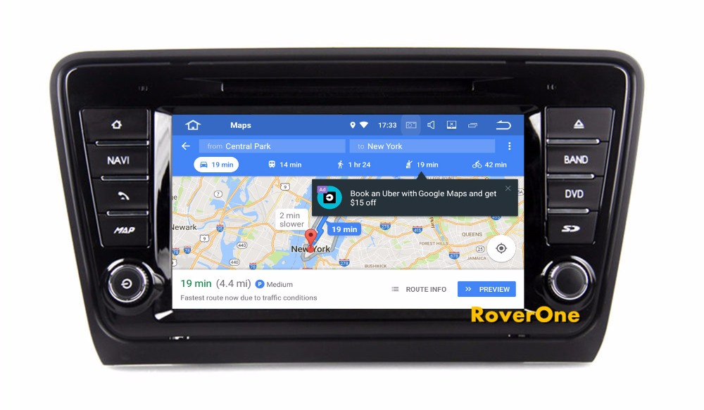 roverone s200 android 8 0 car multimedia player for skoda. Black Bedroom Furniture Sets. Home Design Ideas