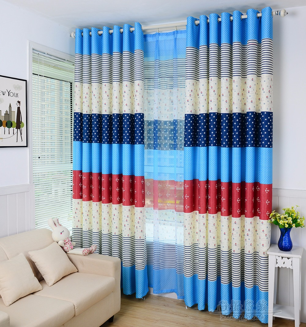Popular Boys Room Curtains-Buy Cheap Boys Room Curtains lots from