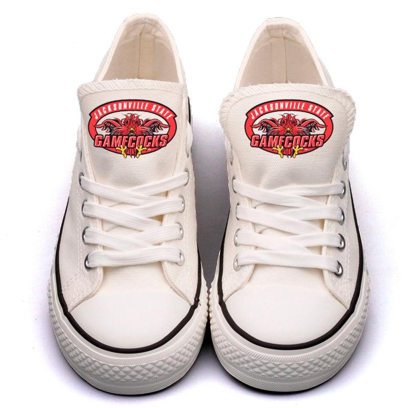0000 Américain Femmes djp61 Up Zapatos Dentelle Combats Couples Équipe Étudiant Mujer Toile Imprimé Aller Personnalité Logo Collège T Chaussures UwHdAA