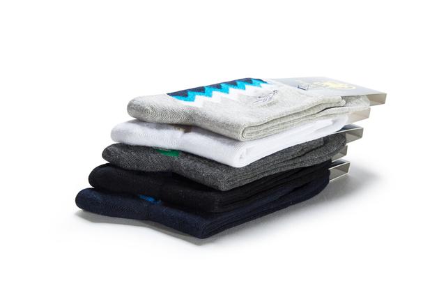 PIER POLO new fashion casual brand high quality men's happy socks men's corrugated deodorant grew socks Calcetines Largos Hombre