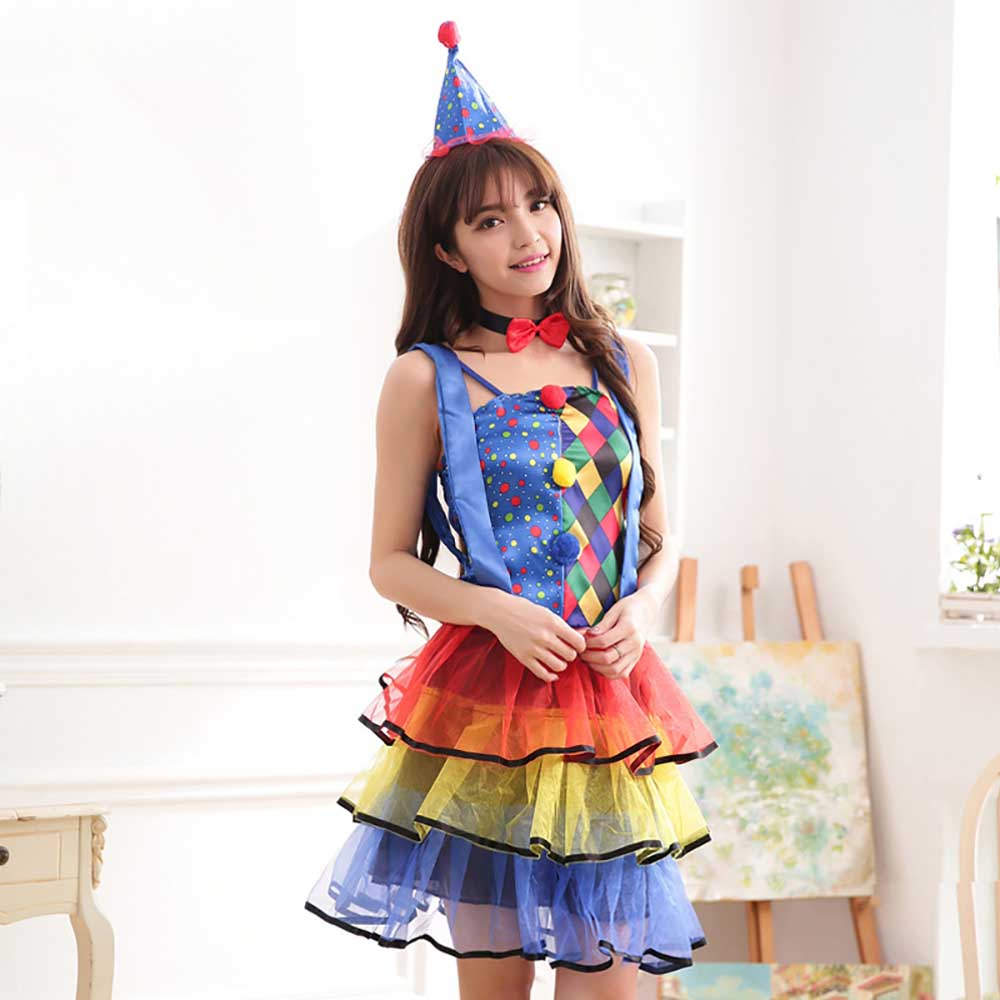 Popular Adult Clown Tutu-Buy Cheap Adult Clown Tutu lots from ...