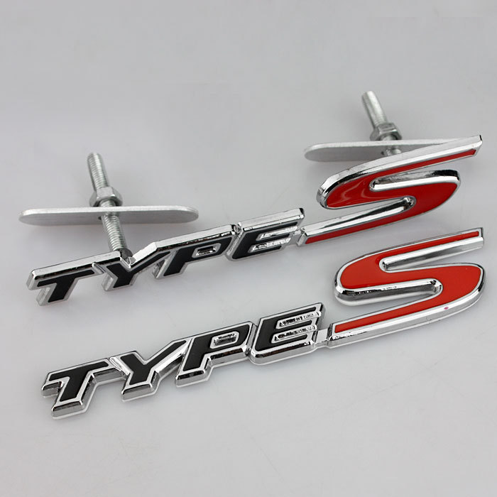 3d typer type r racing emblem badge logo decal sticker stickers types type s metal front grill grille badge emblem for honda kia on aliexpress com alibaba