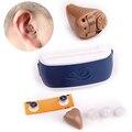 Adjustable Mini Hearing Aid Aids Voice Amplifier Device Low Noise Ear Plug