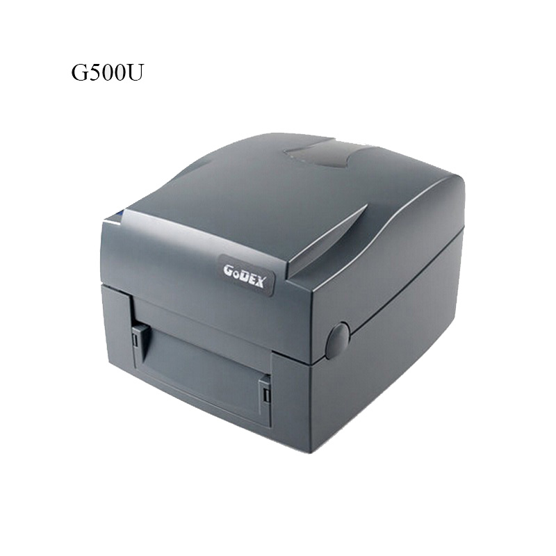 Godex ribbon printer G500U 203dpi thermal barcode label USB printer stickers paper clothes hang tag Impressora multifuncional zipower pm 5148