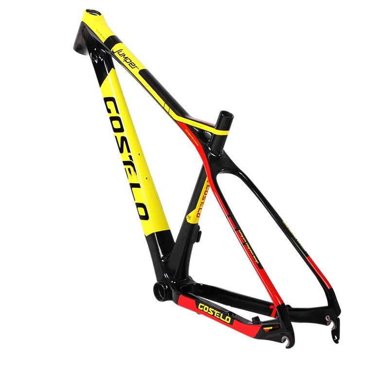 HTB1TyaXXlLN8KJjSZFpq6zZaVXaR - 27.5/29inch carbon fiber mountain bicycle Pneumatic shock 30/ 33 velocity carbon fiber body light-weight Cross nation weapon MTB