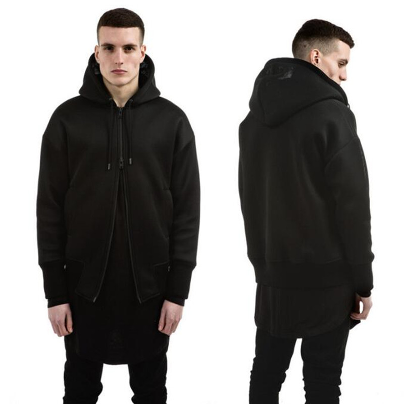 Images of Black Hoodies For Men - Reikian
