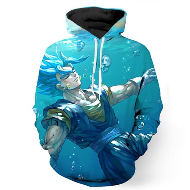 Naruto 3D Print Hoodies Sweatshirts Pullover