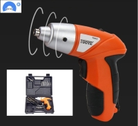 Electric Cordless Screwdriver Drill Lithium Ion Battery Electric Drilling Machine Mini Hand Drill Wireless Power Tool
