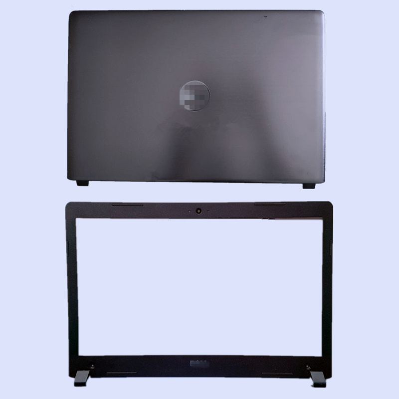 95%NEW original laptop replace Rear lid Back Cover Top Cover/LCD Front Bezel for Dell Vostro V5460 5470 5480 5439 touch version image