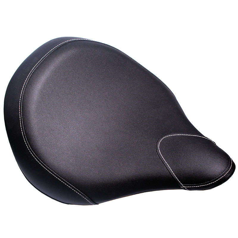 New Motorcycle Black Front Driver Solo Riders Seat Saddle For Yamaha Bolt XV950 XVS950 C/R 2014-2017 16 15