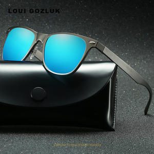 5ba50cd6c5d LOUI GOZLUK Sunglasses Sun Glasses For Women Mens polarized