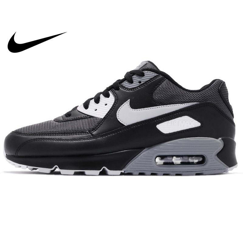 Original Authentic NIKE AIR MAX 90 ESSENTIAL Mens Running Shoes Breathable Sport Outdoor Sneakers Low-top Comfortable Original Authentic NIKE AIR MAX 90 ESSENTIAL Mens Running Shoes Breathable Sport Outdoor Sneakers Low-top Comfortable