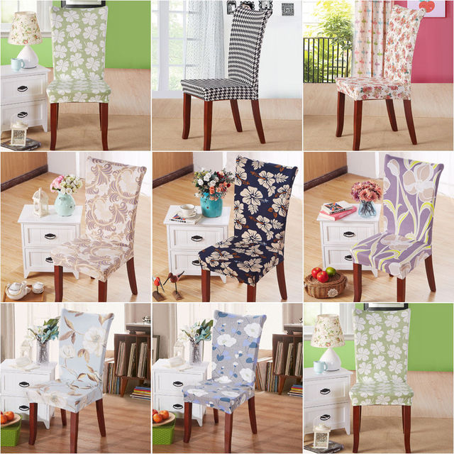 dining chair covers bar stool tops 1 piece fit soft stretch spandex cover washable for restaurant weddings banquet hotel