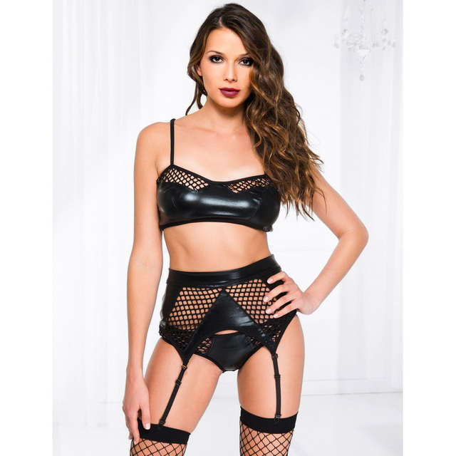 Fishnet Lingerie Sets
