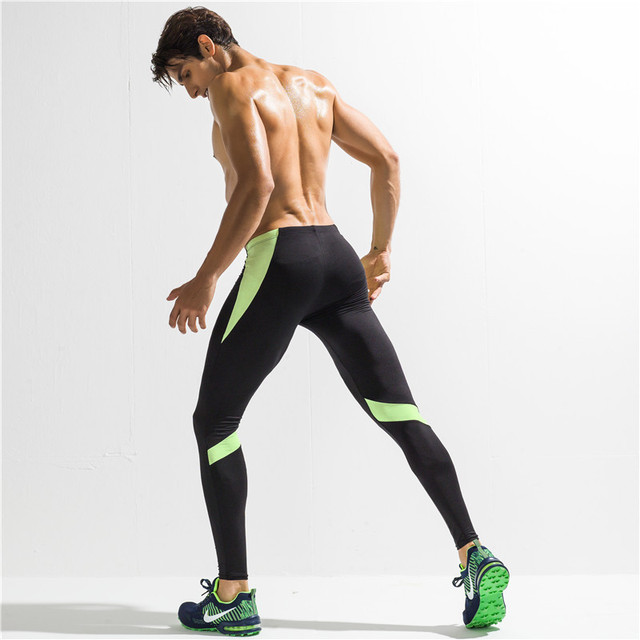 Hot Factory direct selling foreign trade new men s basketball sports tight  leggings youth running fitness quick dry pants.Gym 74811159208b
