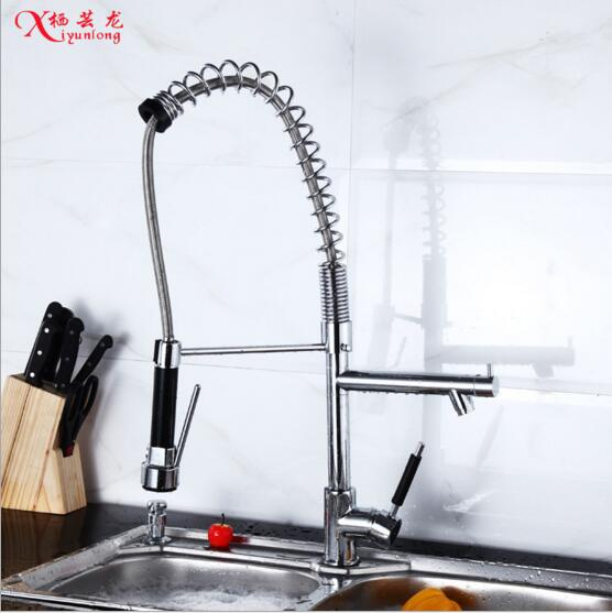 Manufacturers Wholesale European Mix Hot Cold Water Faucet Kitchen