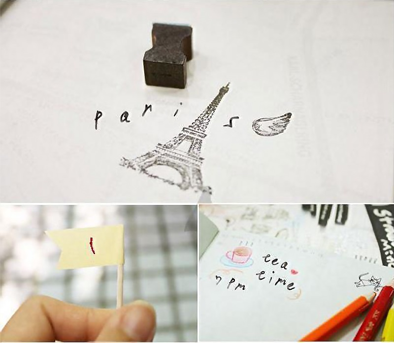 Cheap stamps for scrapbooking