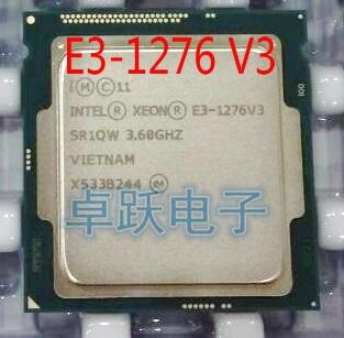 US $338 0 |Aliexpress com : Buy intel XEON E3 1276V3 3 60GHZ Quad Core 8MB  Cache E3 1276 V3 HD Graphics P4600 DDR3 DDR3L 1600MHz FCLGA1150 TPD 84W
