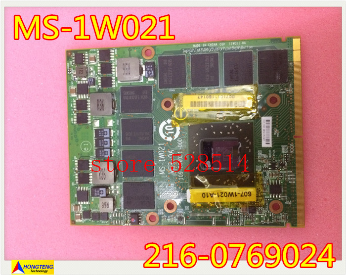 FOR MSI 5850 MS-1W021 MS1W021 216-0769024 GRAPHICS BOARD 100% tested OK