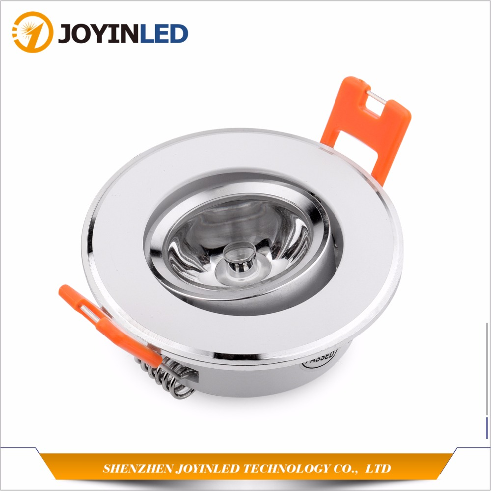 LED Mini Downlights 3W Under Cabinet Spot Light Recessed Ceiling Led Lamp Cut 50MM image
