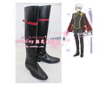 Cute High Earth Defense Club LOVE Defense Club Kinshiro Kusatsu Men Party Shoes Cosplay Boots S008