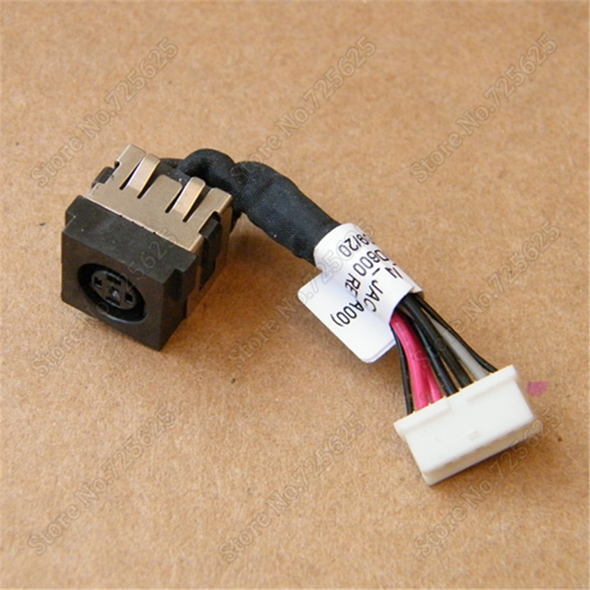 For DELL E6320 E6329 DC30100D600 0G9PG3 DC Power Jack Connector Laptop DC in Cable Socket child l jack reacher never go back a novel dell mass marke tie in edition