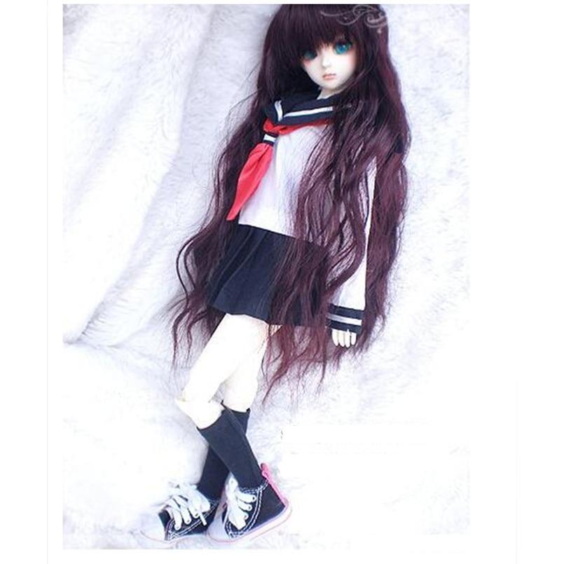 BEIOUFENG 1/3 1/4 1/6 SD BJD Doll Ropa incluye Camisas, Falda y - Muñecas y accesorios - foto 6
