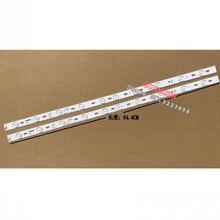 Frete grátis 100% nova konka kl32gt618 led backlight 35017727 10leds 64.4cm 1 conjunto = 2 peças