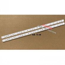 Il trasporto libero 100% Nuovo KONKA KL32GT618 retroilluminazione A LED 35017727 10LED 64.4 centimetri 1set = 2 pezzi
