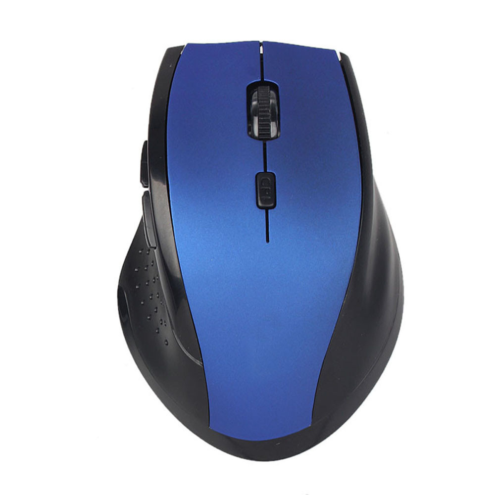 2.4GHz Precision Wireless Optical Gaming Mouse Ergonomic Office Mouse For Computer PC Notebooks #10