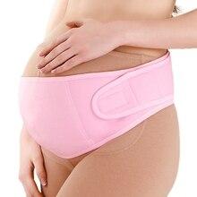 Для беременных Поддержка живота Пояс Для женщин беременных корсет дородовой уход бандаж для занятий спортом