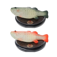 Singing And Dancing Fish Toy Novel Gag Electric Toy Induction Startled Toys Gift