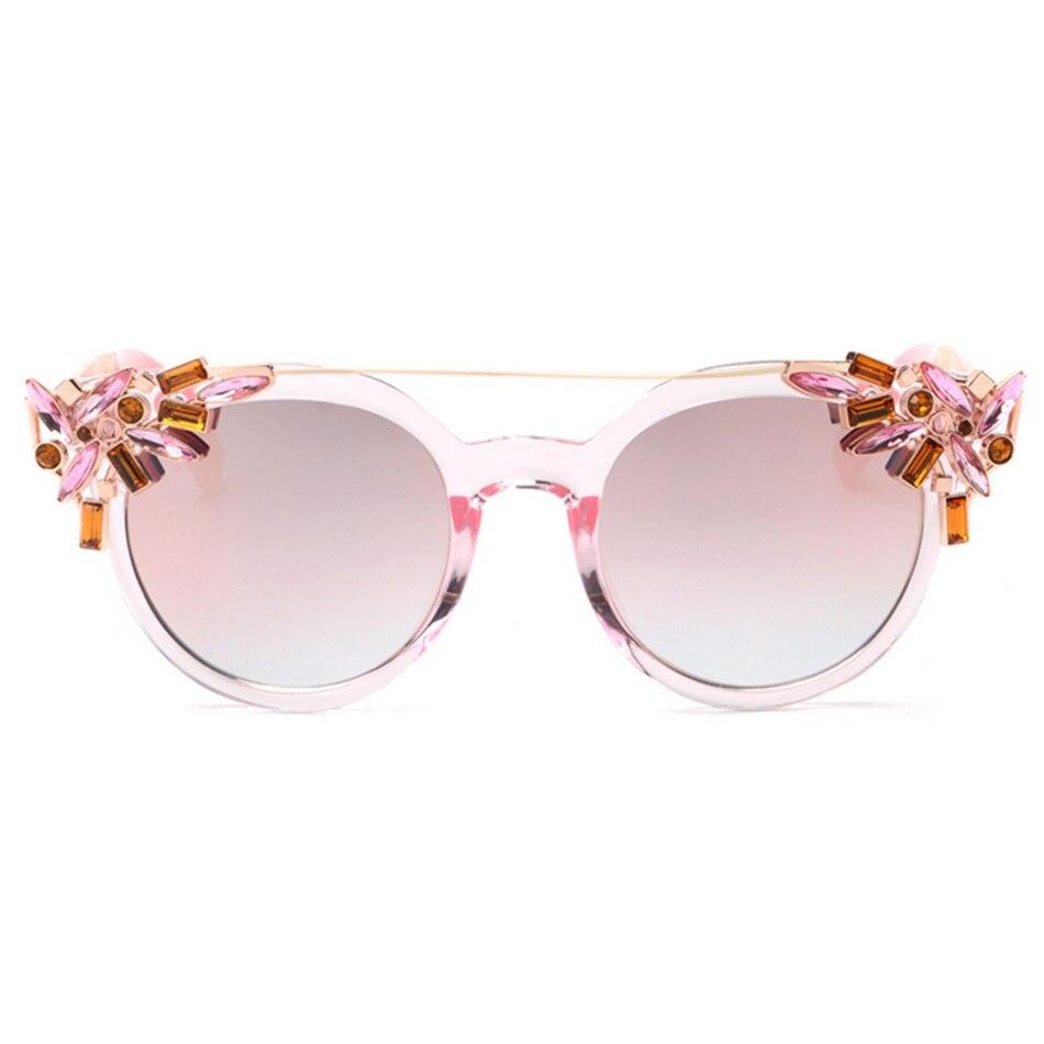 New Fashion Luxury Sunglasses Women Famouse Brand Designer