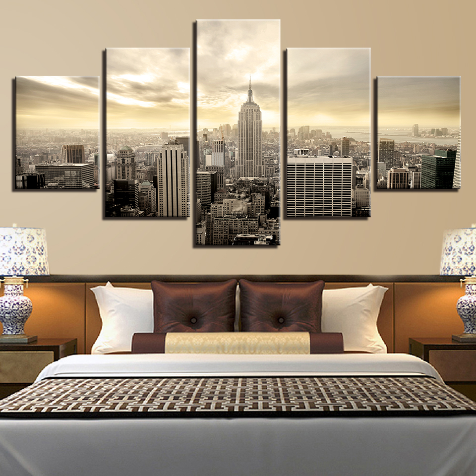 Cny Home Decor: Wall Art Pictures Home Decor Poster Frame Living Room 5