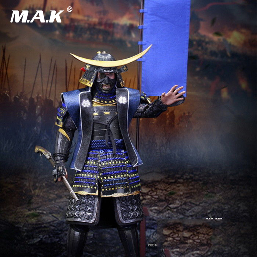1/6 Collectible Full Set Action Figure Series of Empires Japan's Date Masamune Deluxe Figure Model SE009 WARRING for Fans Gifts for collection 1 6 full set series of empires japan s date masamune deluxe figure model se009 warring states model for fans gift