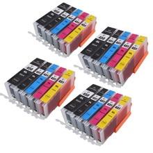 PGI-450 PGI 450 CLI 451 совместимый чернильный картридж для принтера canon принтерам PIXMA IP7240 MG5440 MG5540 MG6440 MG6640 MG5640 MX924 MX724 IX6840