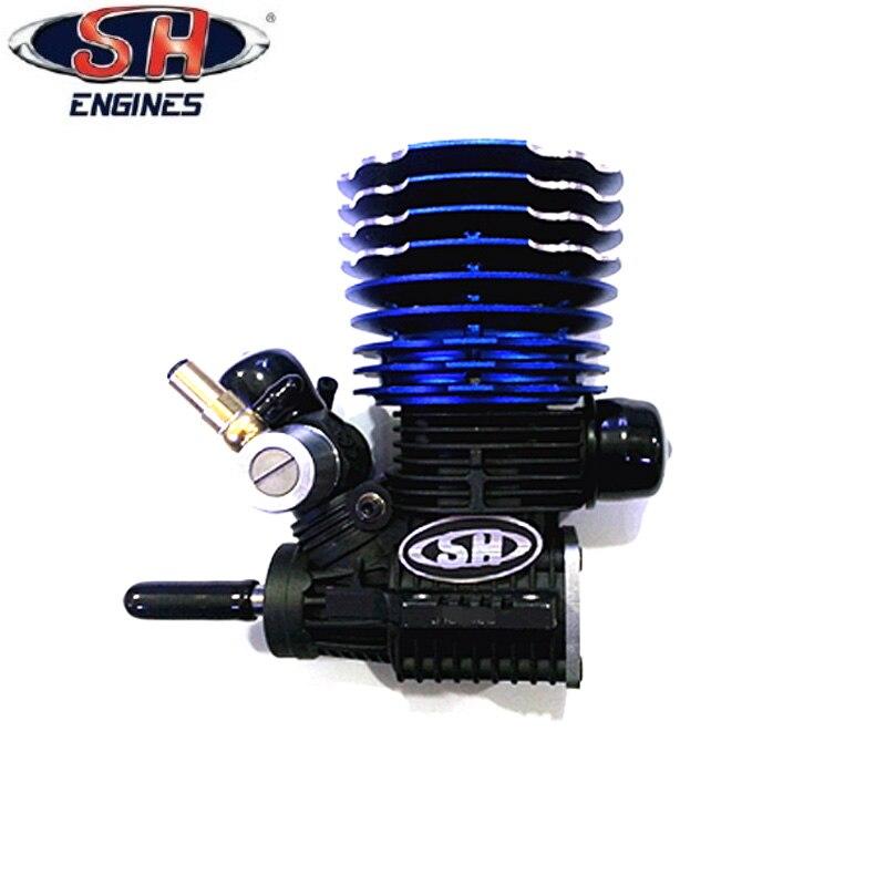 RC سيارة SH المنافسة مستوى المحرك PT2012 XBG برو 21 المحرك 3.49CC سحب كاتب-في قطع غيار وملحقات من الألعاب والهوايات على  مجموعة 1