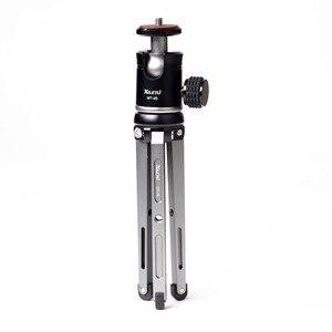 Image 5 - XILETU MT26 + XT15 アルミ合金デスクトップブラケットミニ卓上三脚一眼レフカメラ用ミラーレスカメラスマートフォン