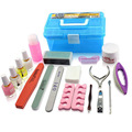 Manicure Set Nail Kit Nail Phototherapy Gel Nail Starter Kits Suit Terms Of Armor And a Full Suite Of Phototherapy Nail Tool A38