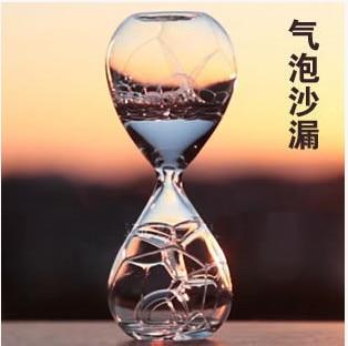 Magic Gl Bubble Hourgl Time