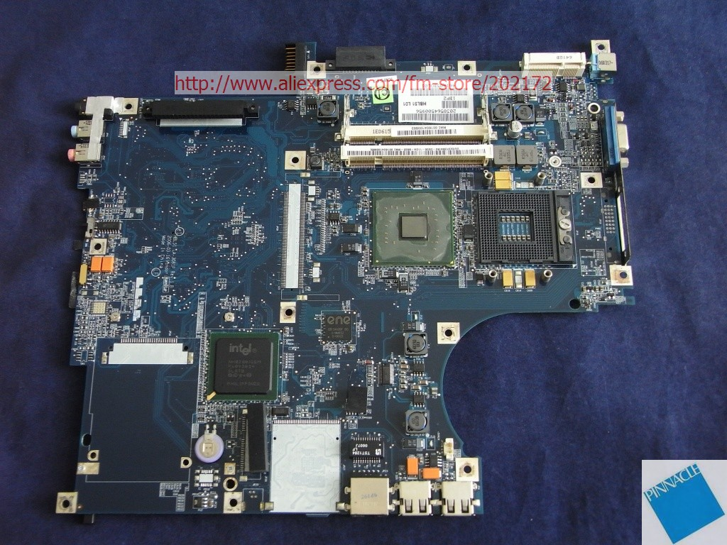 MBA9302001 carte mère pour Acer Aspire 5610 5630 TravelMate 4200 4230 LA-3081P IDE (PATA) HDD