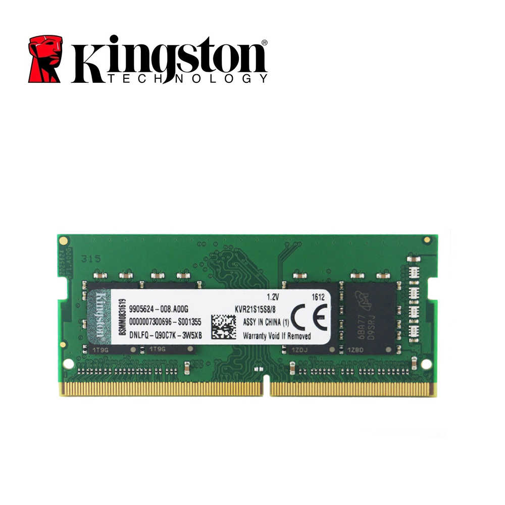 Kingston RAM DDR4 8GB PC4-2133 2133 2400 2666 CL15 1 2V 260 pin Notebook  SODIMM RAM