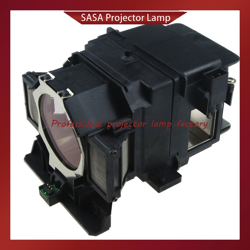 Projector Lamp With housing ELPLP73 for EPSON EB-Z8350W / EB-Z8355W / EB-Z8450WU /EB-Z8455WU /PowerLite Pro Z8150NL / ProZ8250NL elplp73 projector lamp for eb 8150nl eb z10000 eb z1000nl eb z10005 eb z1000rnl z8150 z8250wnl z8350w with housing happybate